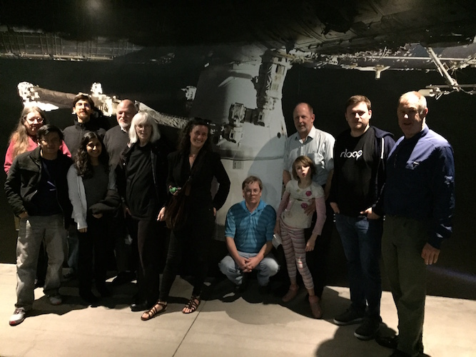 ERPS at SpaceX